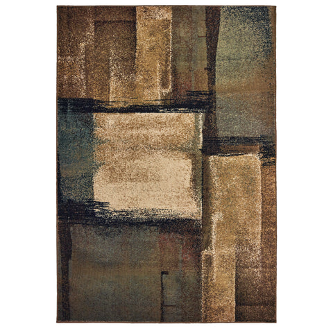 Brooklyn Collection Pattern 6241A 8x10 Rug