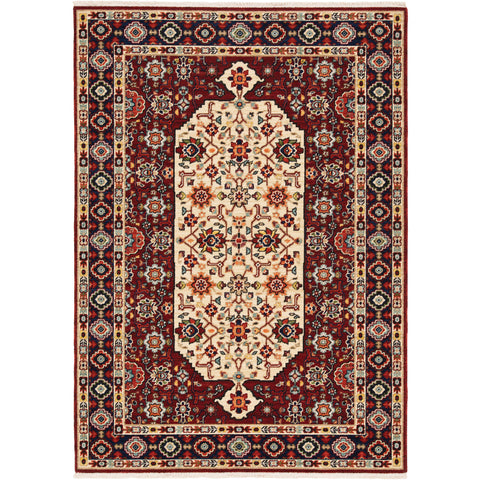 Bronx Collection Pattern 1802W 6x9 Rug