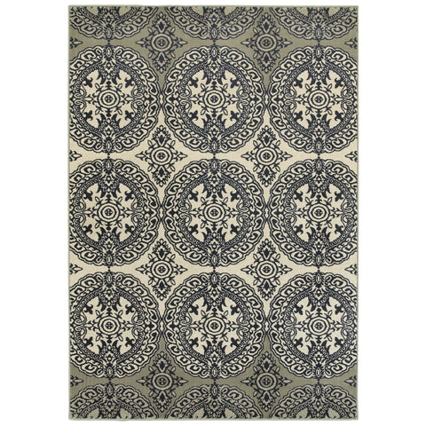 Betty Collection Pattern 7818A 6x9 Rug