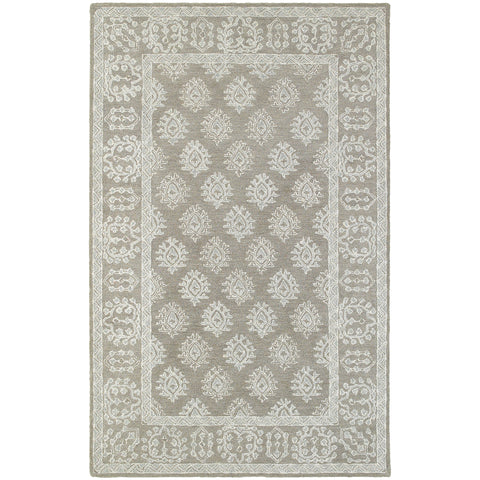 Swan Collection Pattern 81202 8x10 Rug