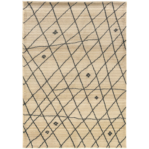 Rebecca Collection Pattern 1442H 5x8 Rug