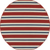 Whitney Collection Pattern 5701R 8' Round Rug