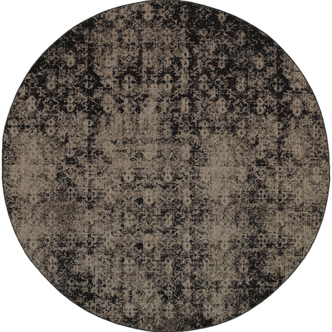 Samaria Collection Pattern 216E2 8' Round Rug