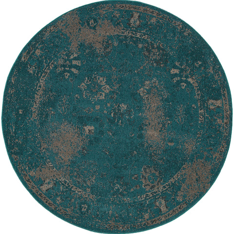 Samaria Collection Pattern 3690D 8' Round Rug