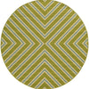 Sapphira Collection Pattern 4589M 8' Round Rug