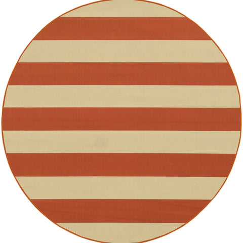 Sapphira Collection Pattern 4768B 8' Round Rug