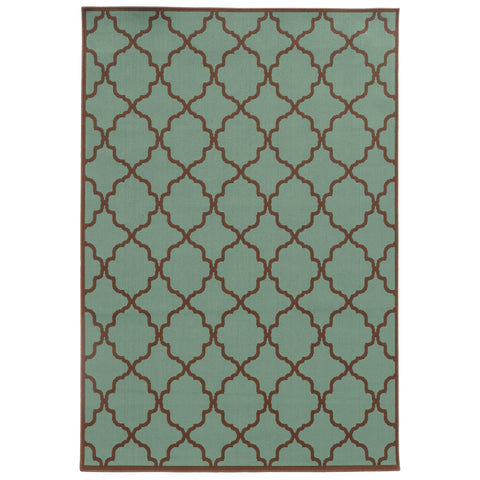 Sapphira Collection Pattern 4770A 6x9 Rug