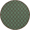 Sapphira Collection Pattern 4770A 8' Round Rug