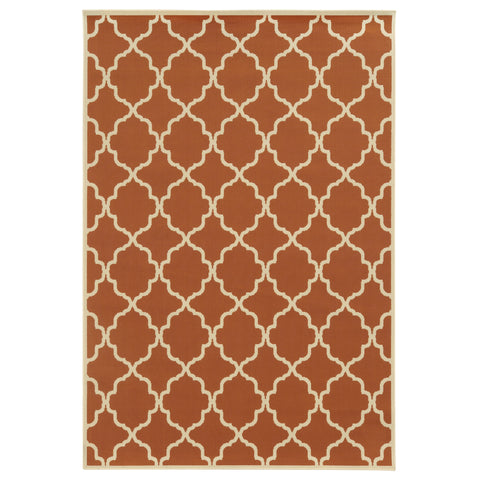 Sapphira Collection Pattern 4770D 5x8 Rug