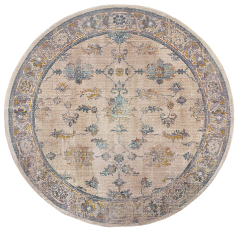 Sinclair Collection Pattern 5171C 8' Round Rug