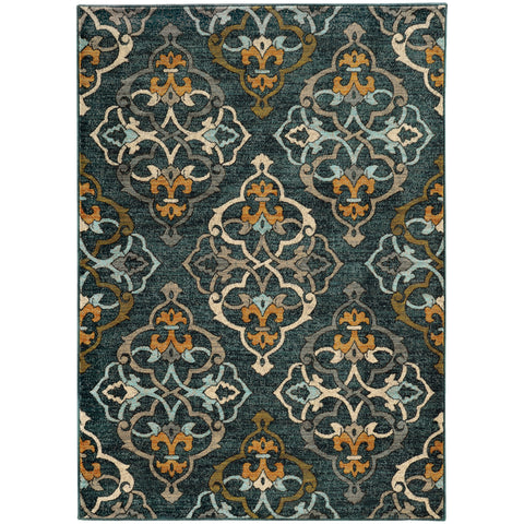 Sinclair Collection Pattern 6368B 6x9 Rug