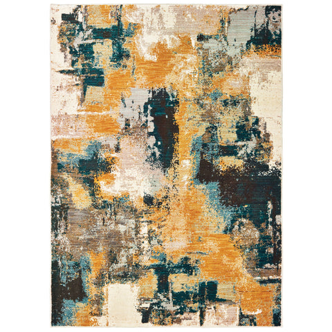 Sinclair Collection Pattern 9593A 6x9 Rug
