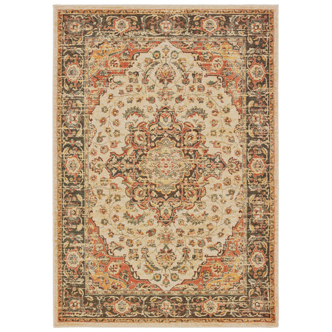 Venetia Collection Pattern 9551A 6x9 Rug