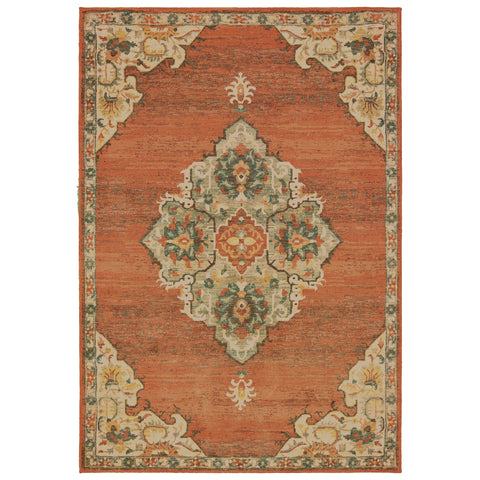Venetia Collection Pattern 9568B 6x9 Rug