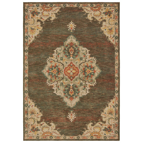 Venetia Collection Pattern 9568C 5x8 Rug