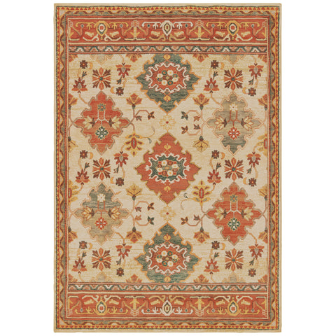 Venetia Collection Pattern 9570A 6x9 Rug
