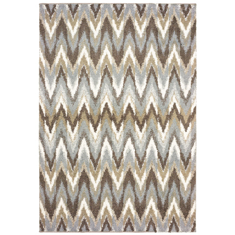 Queens Collection Pattern 004D6 5x8 Rug