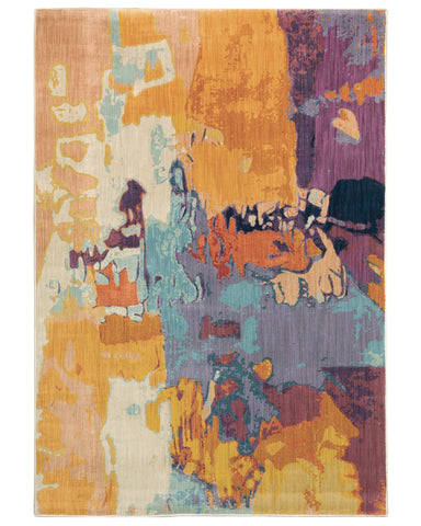 West Collection Pattern 070X6 6x9 Rug