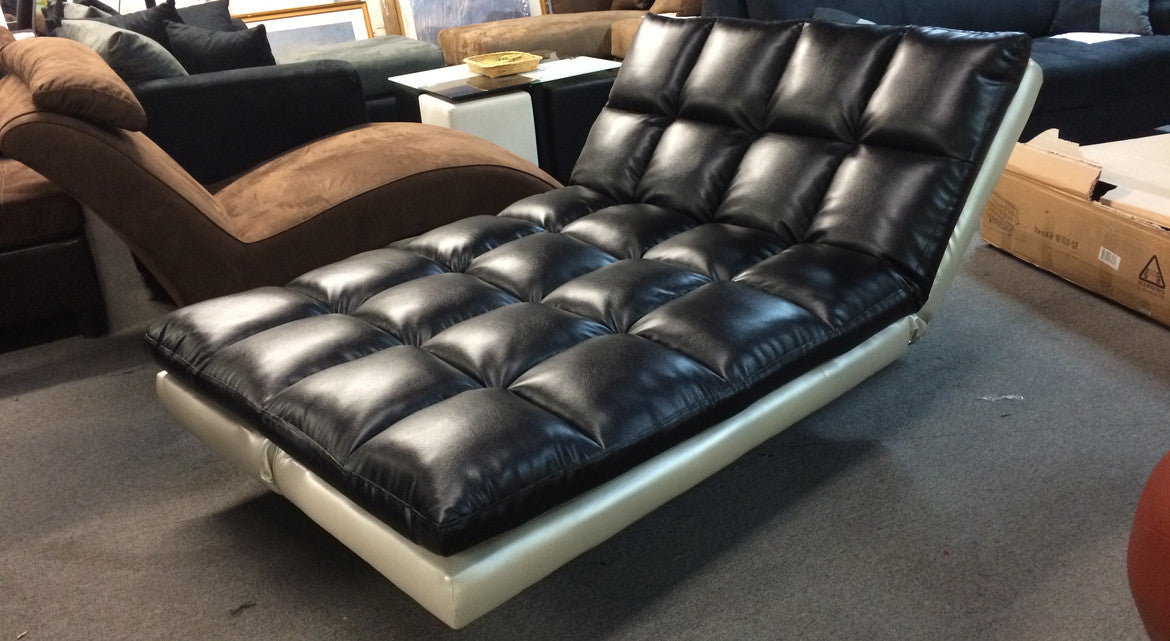 3 Way Adjustable Futon Chaise - $299