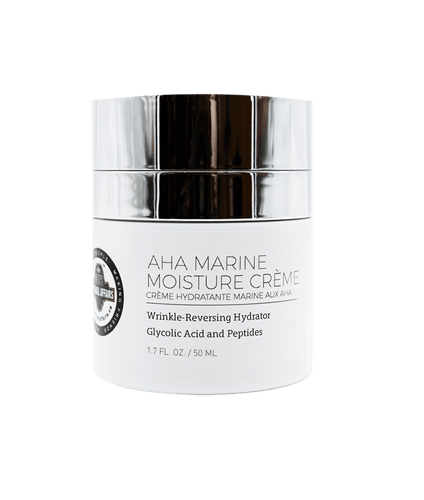 External Affairs AHA Marine Moisture Cream - External Affairs Medical Spas