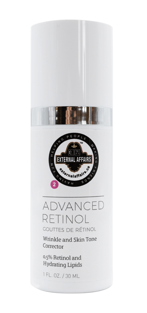 External Affairs Advanced Retinol 0.5% - External Affairs Medical Spas
