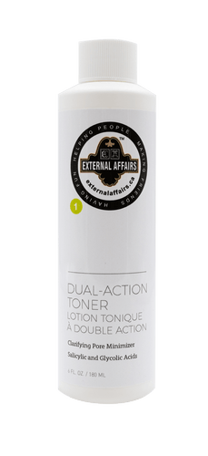 External Affairs Dual Action Toner - External Affairs Medical Spas