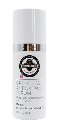 External Affairs Green Tea Antioxidant Serum - External Affairs Medical Spas