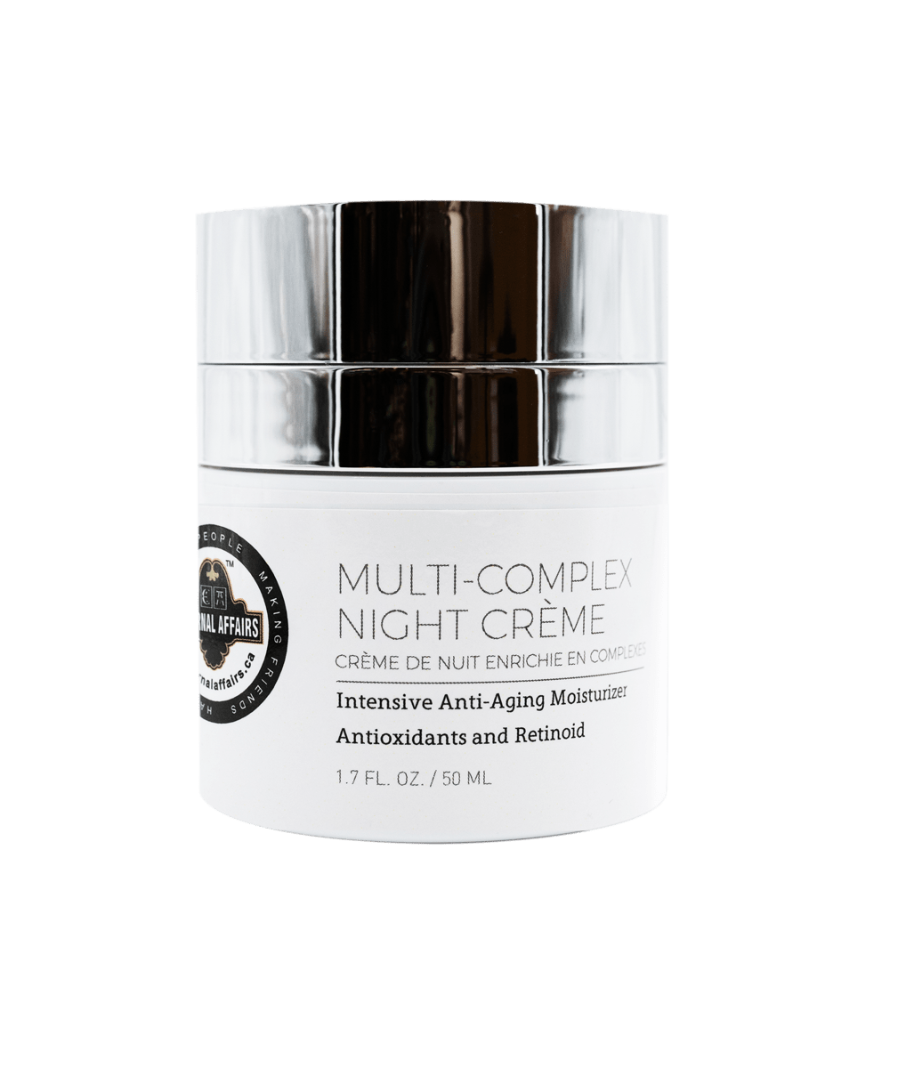 External Affairs Multi-Complex Night Cream - External Affairs Medical Spas