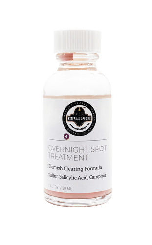 External Affairs Overnight Spot Treatment - External Affairs Medical Spas