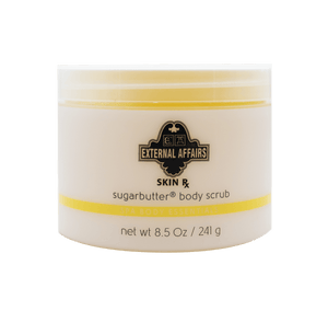 External Affairs Sugarbutter Body Scrub