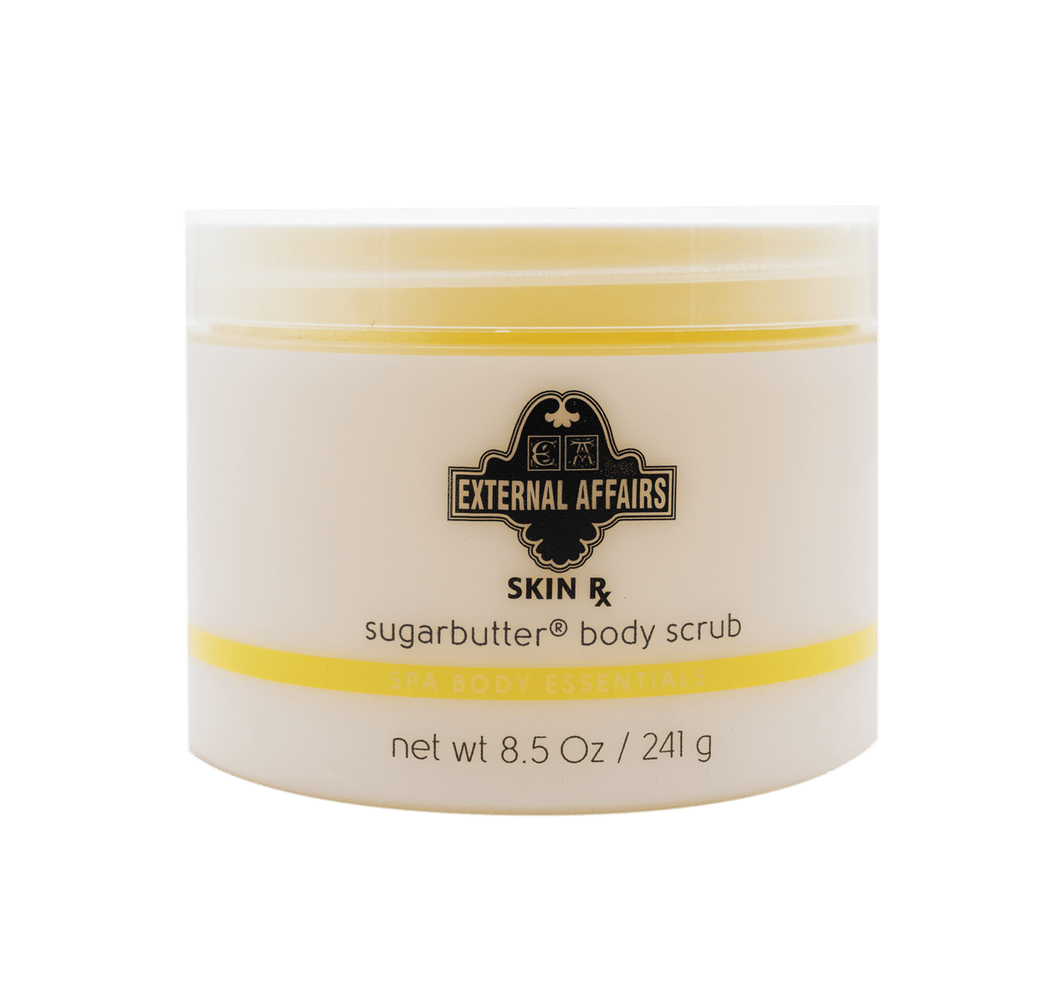 External Affairs Sugarbutter Body Scrub - External Affairs Medical Spas