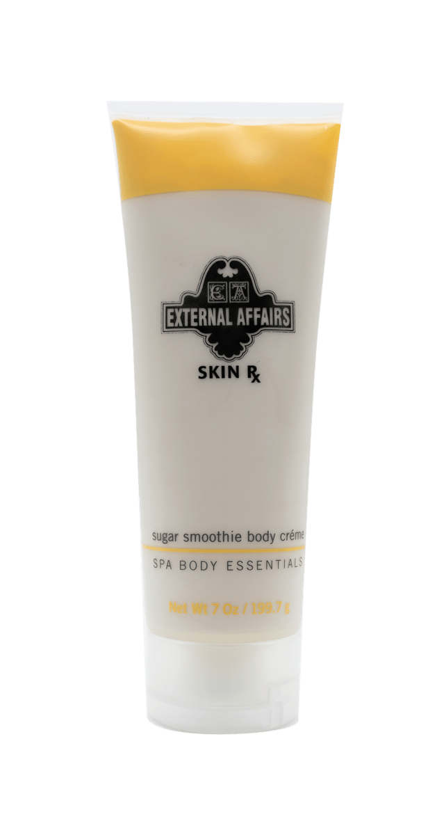 External Affairs Sugar Smoothie Body Cream - External Affairs Medical Spas