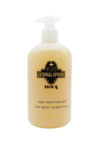 External Affairs Sugar Sweet Body Wash - External Affairs Medical Spas