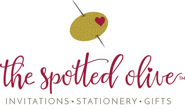 The Spotted Olive Invitations & Stationery