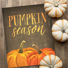 Pumpkin Season Printable by The Spotted Olive