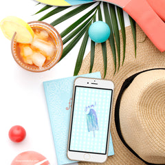 Free Summer iPhone Wallpaper Download