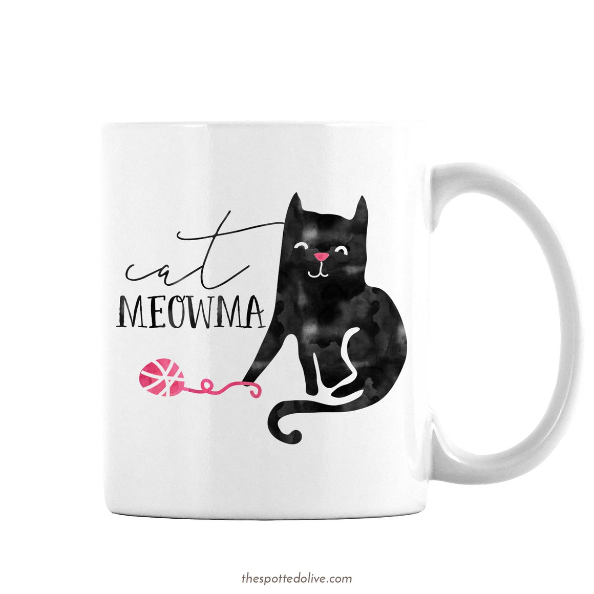 Coffee Mug - Cat Meowma