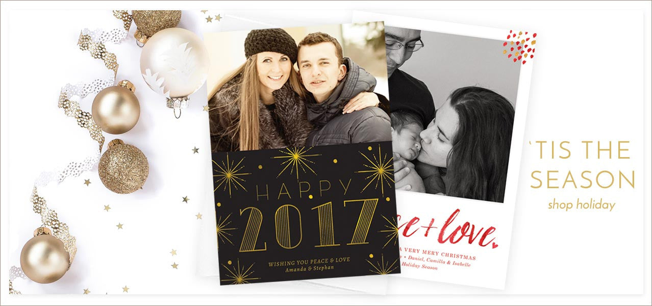 Shop Holiday Cards at The Spotted Olive