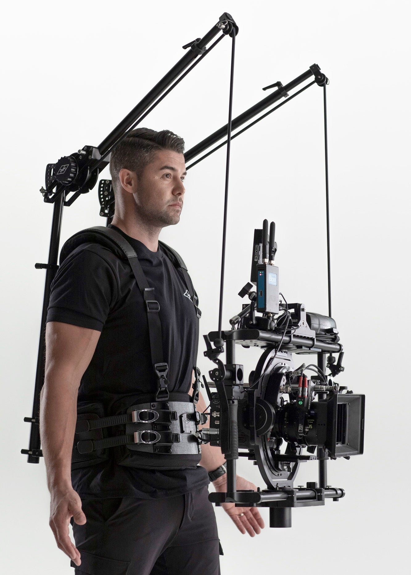 SlingShot Rig 2.0 with Harness Kit