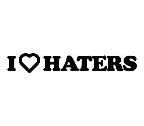 I Heart Haters