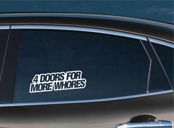 4 Doors More Whores