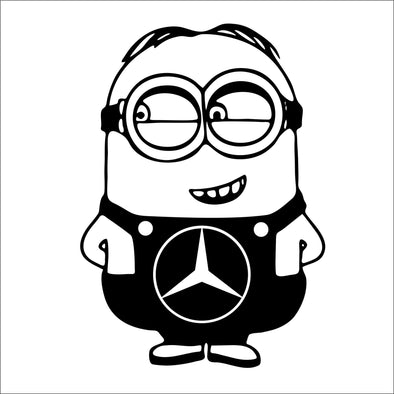 Minion #2 Mercedes Benz
