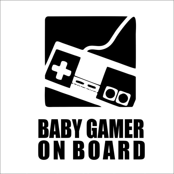 Baby Gamer on Board