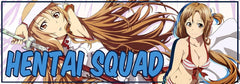 Hentai Squad Slap Decal