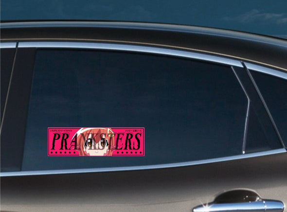 Pranksters Slap Decal
