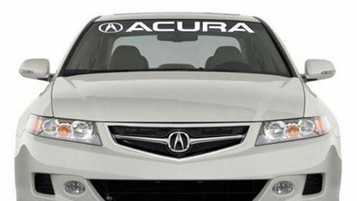 Acura Logo Windshield Decal Sticker