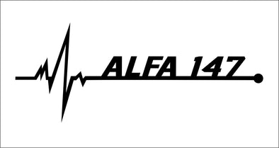 Alfa 147 Is in My Blood