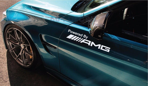 Powered by AMG