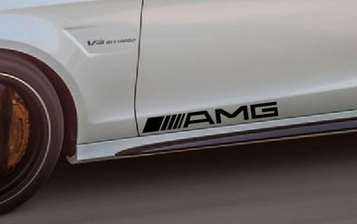 AMG Side Decal 2 PCS