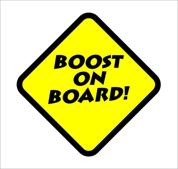 Boost on Board
